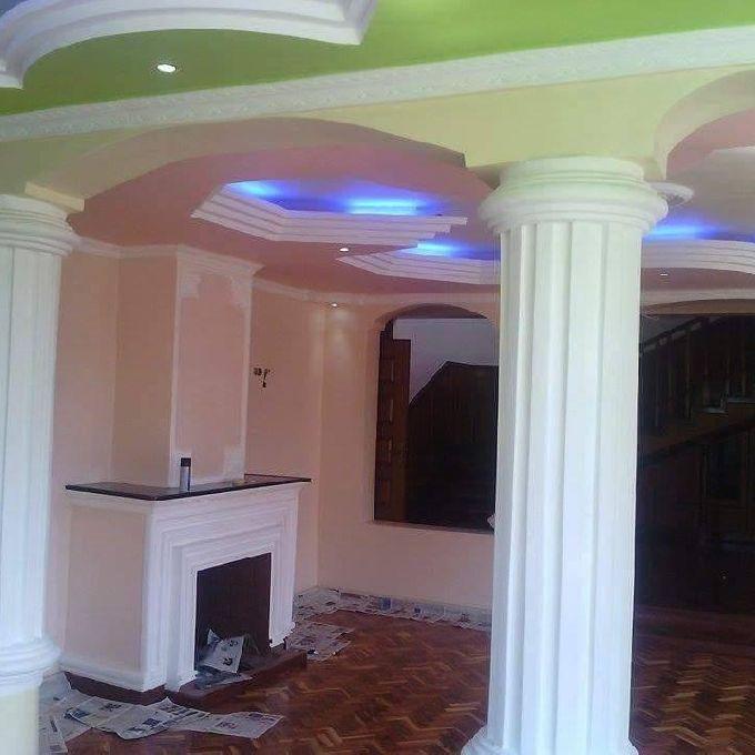 House Pillar Moulding Services in Muranga