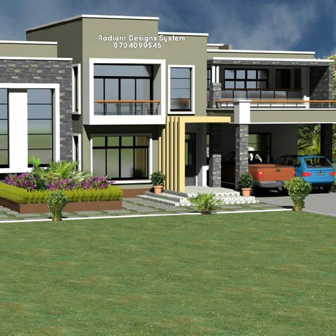 Affordable Modern House designs by experts