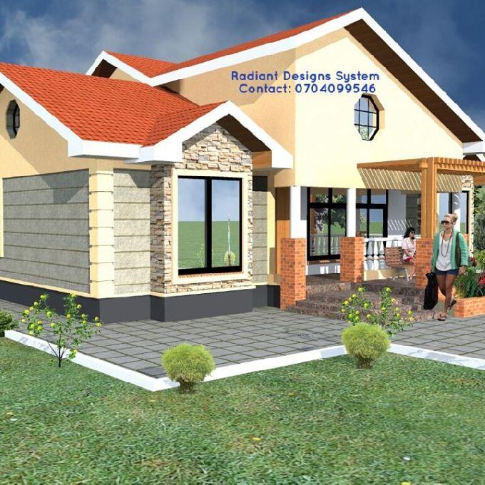 Proposed Bungalow Designs in Nairobi