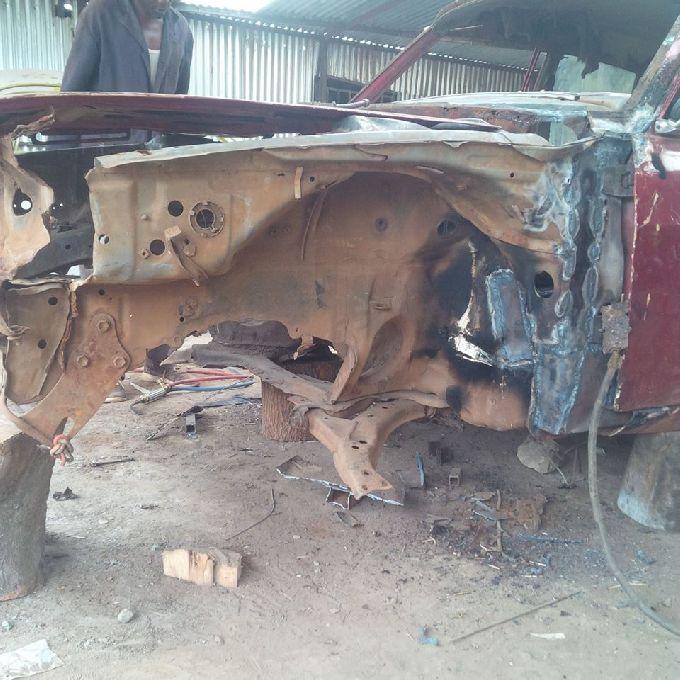 Accident Repair Experts in Kikuyu