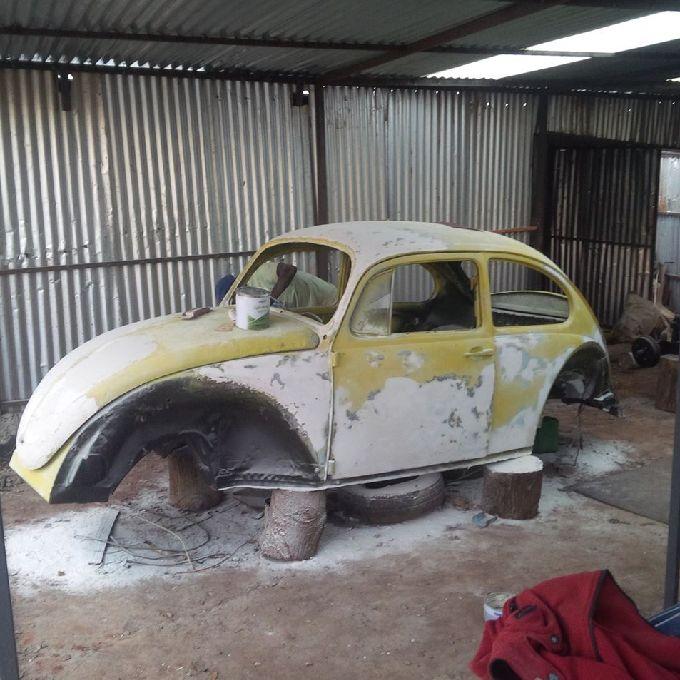 Car Restoration Services
