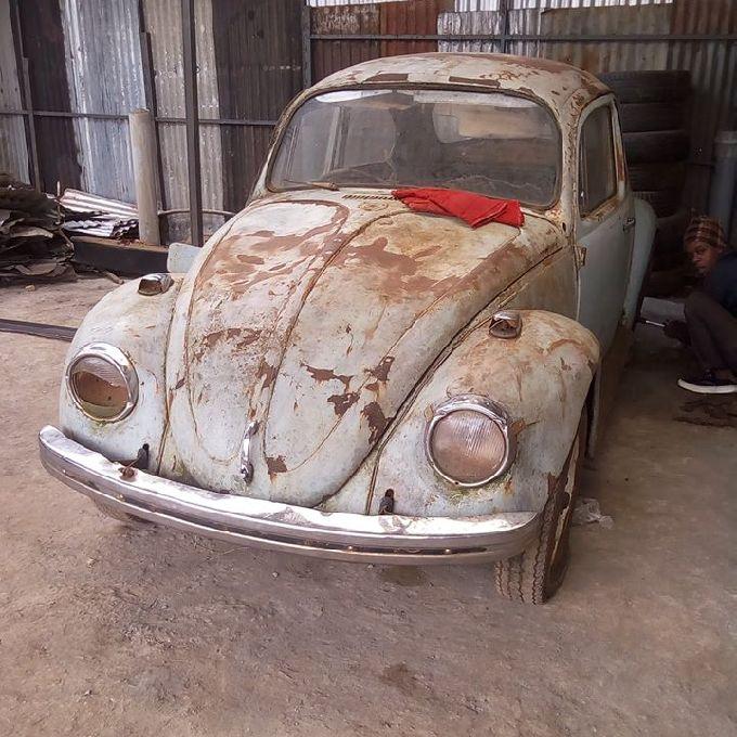 Vintage Car Restoration Services