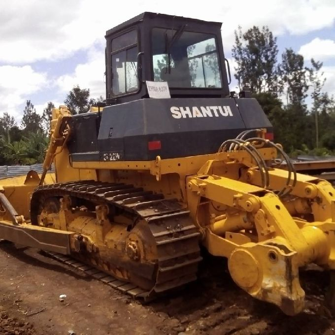 Shantui Machine Operator