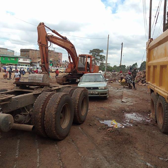 Excavation Machine Operator in Nairobi