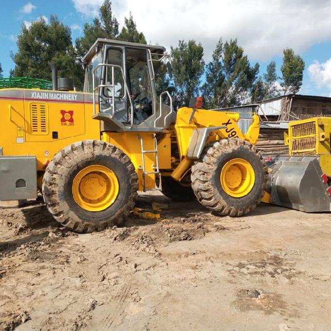 Wheel Loader Operators in Mombasa