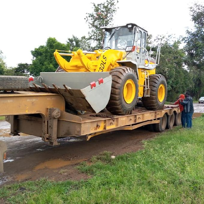 Professional Wheel Loader Experts in Mombasa