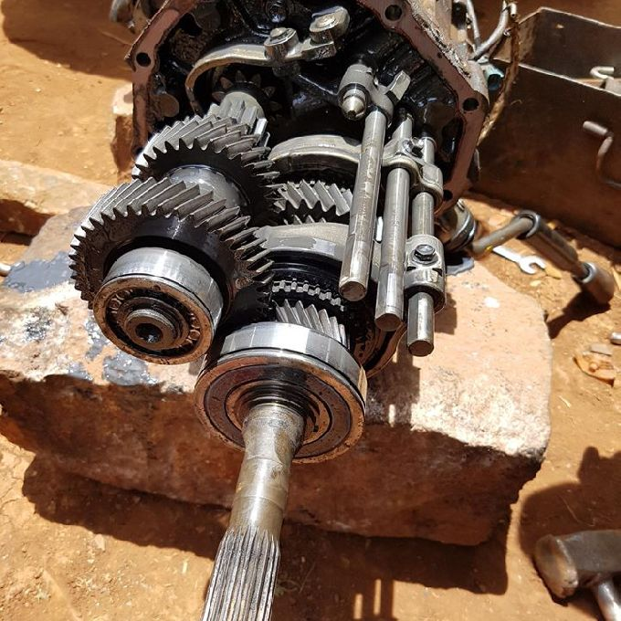 Manual Gear Repair Services