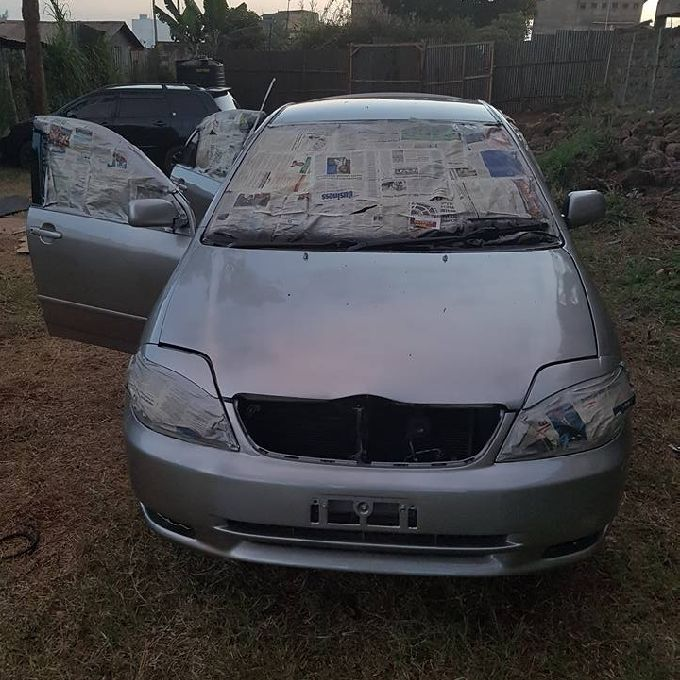 Car Body Painting Services in Nairobi