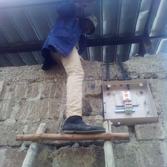 Elelctrical Repairs in Kiserian