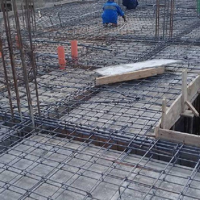 Construction Pipe Installation in Kiserian