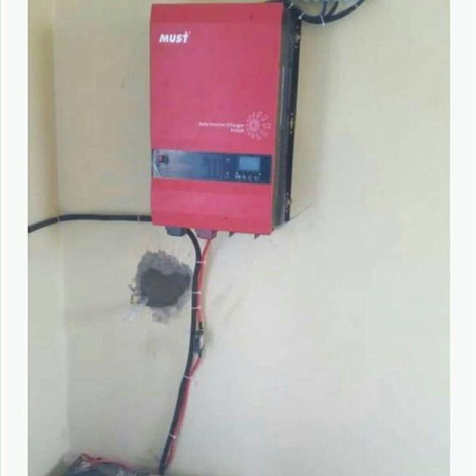 Solar Power System Installation in Limuru