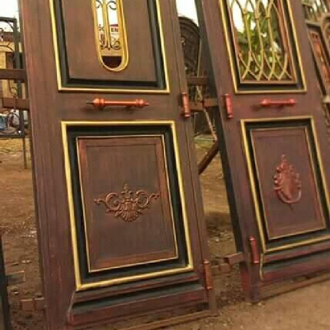 Steel Gate Fabrication Services in Thika