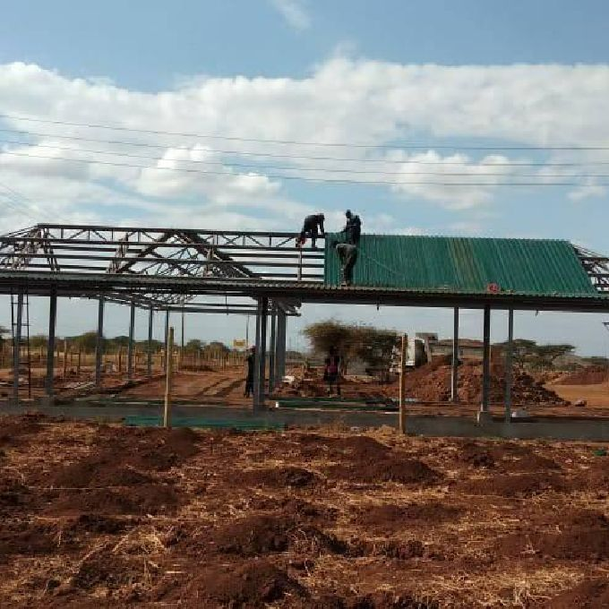 Warehouse Fabrication Services