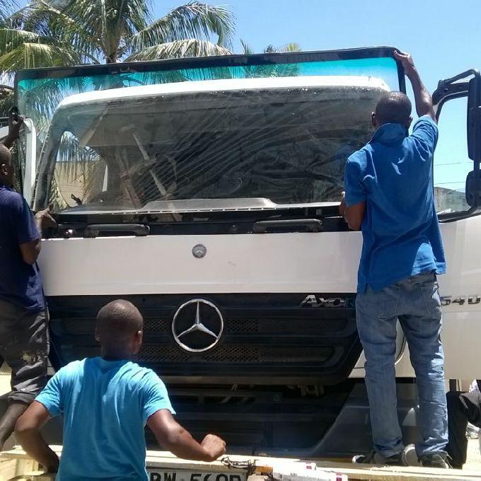 Windscreen Repair Services in Mombasa