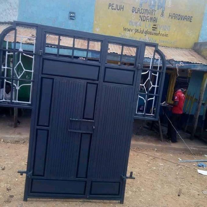 Affordable Gate Fabricators in Ndanai
