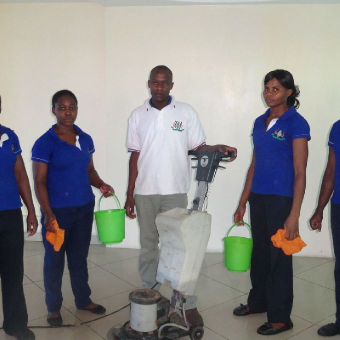 Small Office Cleaning Services in Nairobi