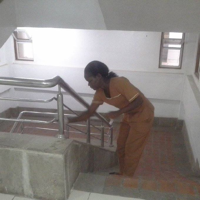 Floor Cleaning Services in Nyali