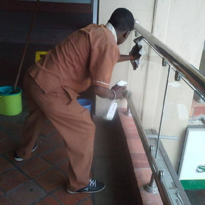 Commercial Building Cleaning Services in Mombasa