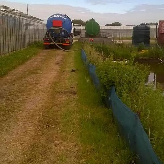 Septic Tank Exhaustion Services