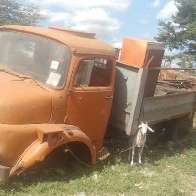Vehicle Scrap Metals in Ruiru