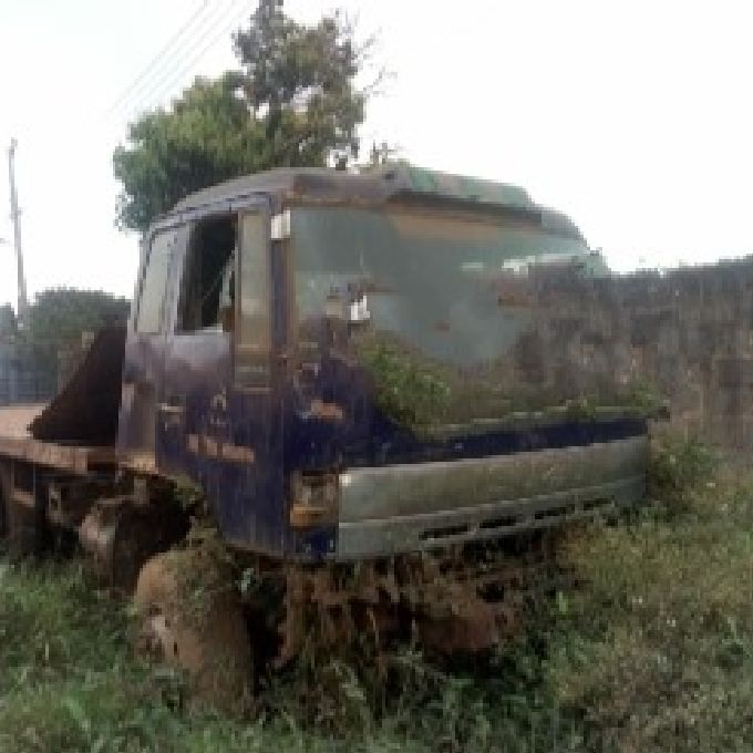 Grounded Vehicle For Sale
