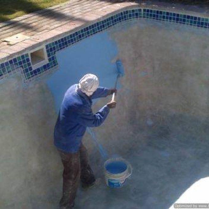 Swimming Pool Painting Experts in Nairobi