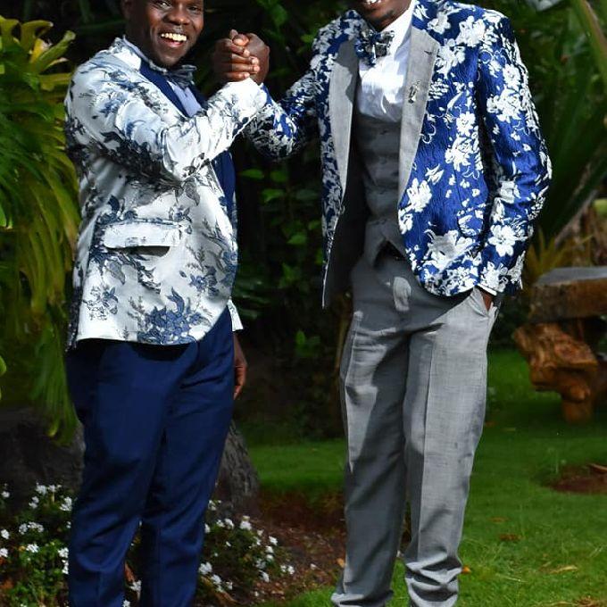 Wedding Garment Experts in Nairobi