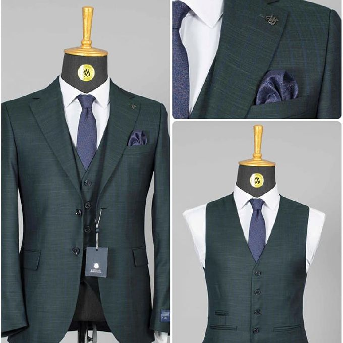 Designer Suits made of Quality Material