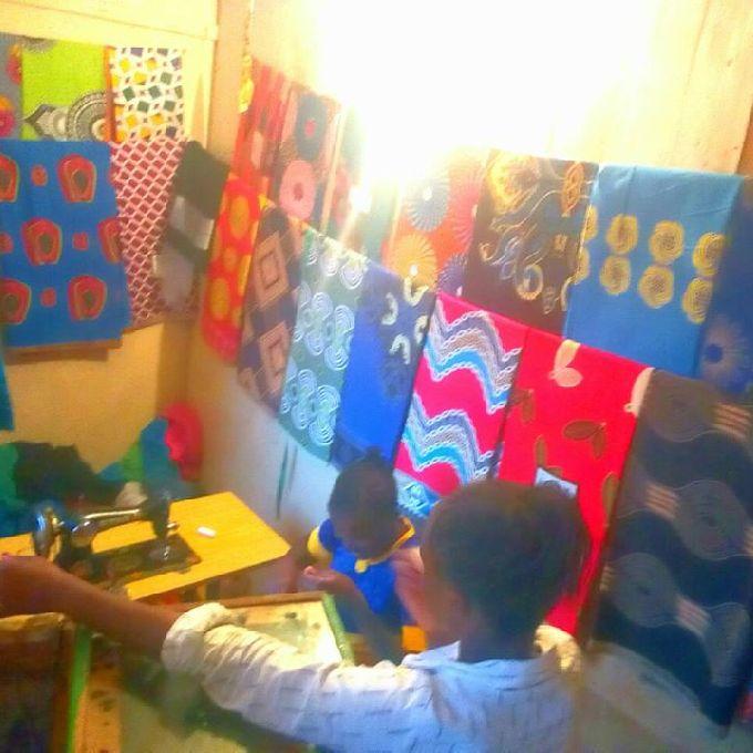 Quality Kitenge Fabric for Sale