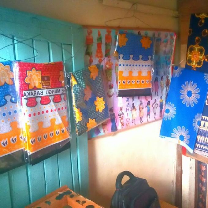 Quality Kitenge Fabrics at Cheap Costs