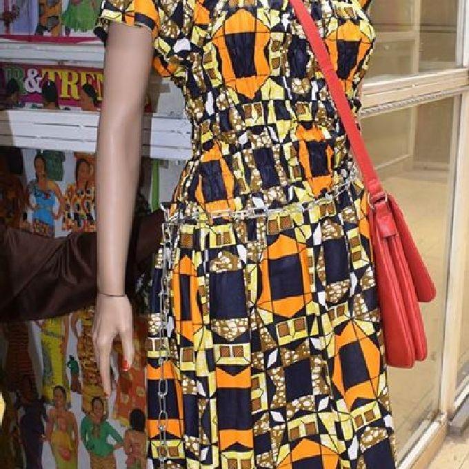 Stylish Kitenge Dresses that are Unique