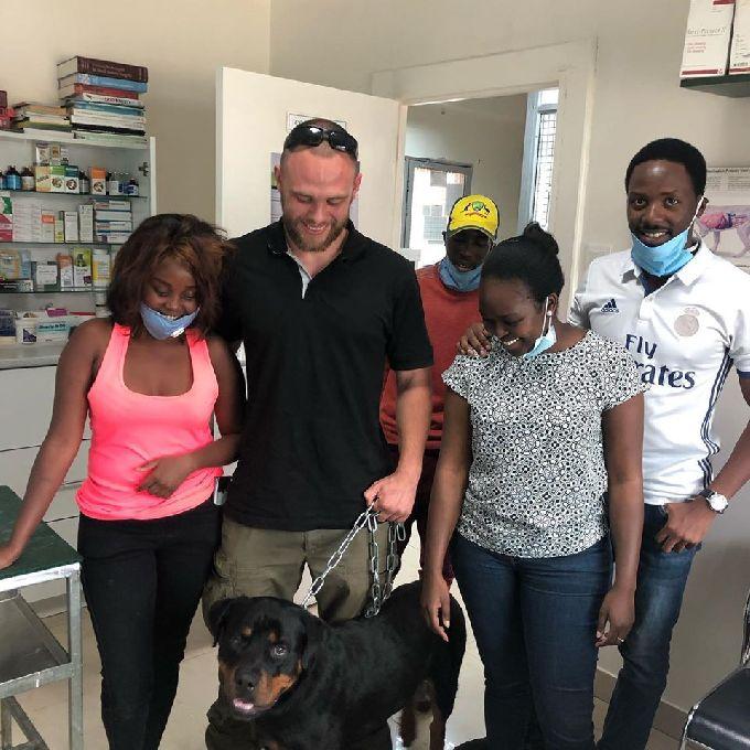 Rottweiler Doctor in Nairobi