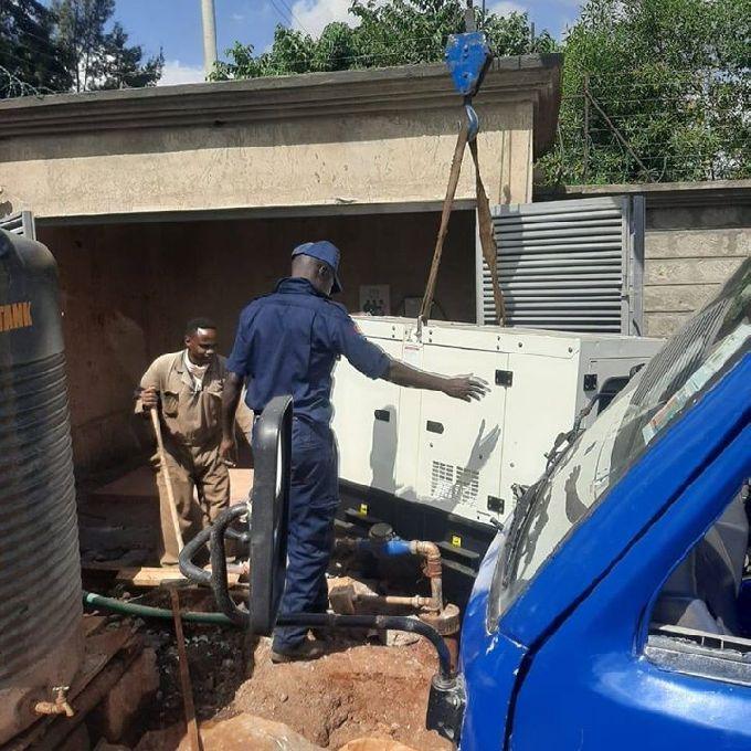 Industrial Generator Installation Services