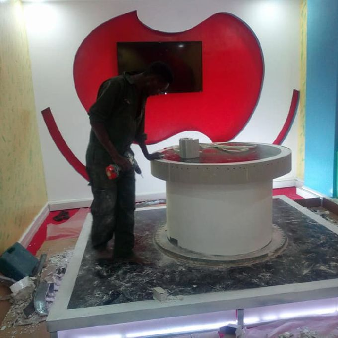 Gypsum fixing experts for hire
