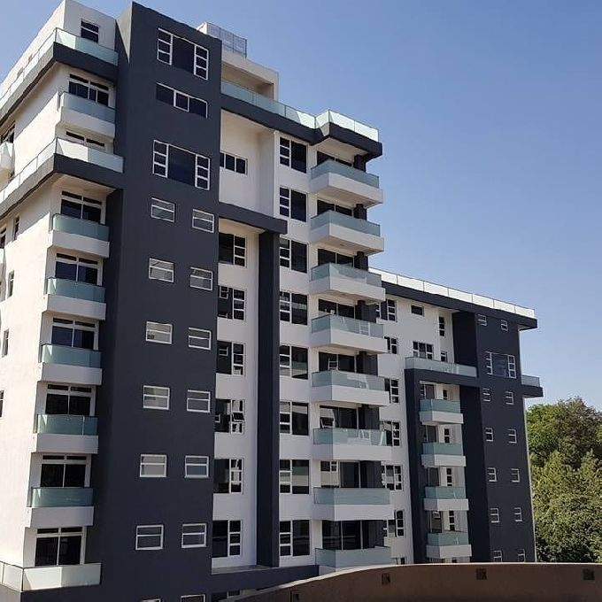 Apartments Exterior Painting Services