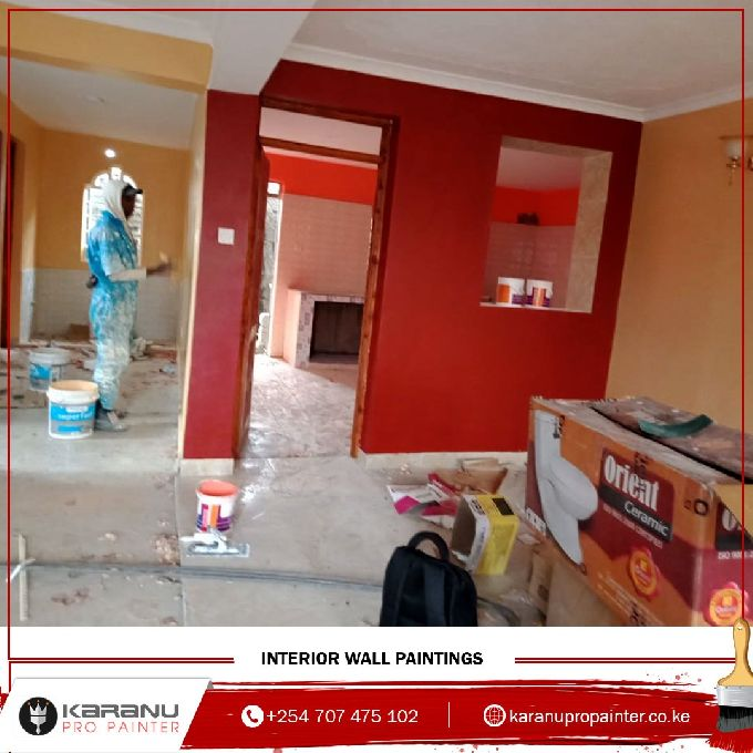 Interior Painting Experts for Hire