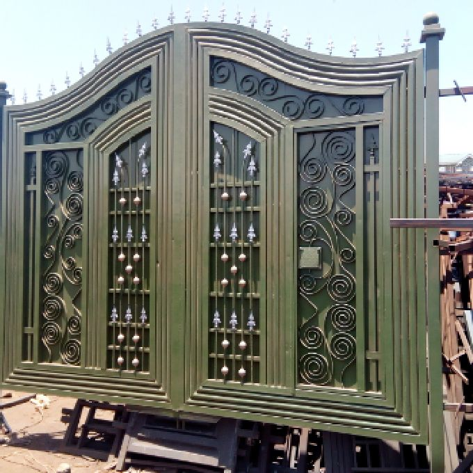 Steel-Metal Gate Fabrication Services