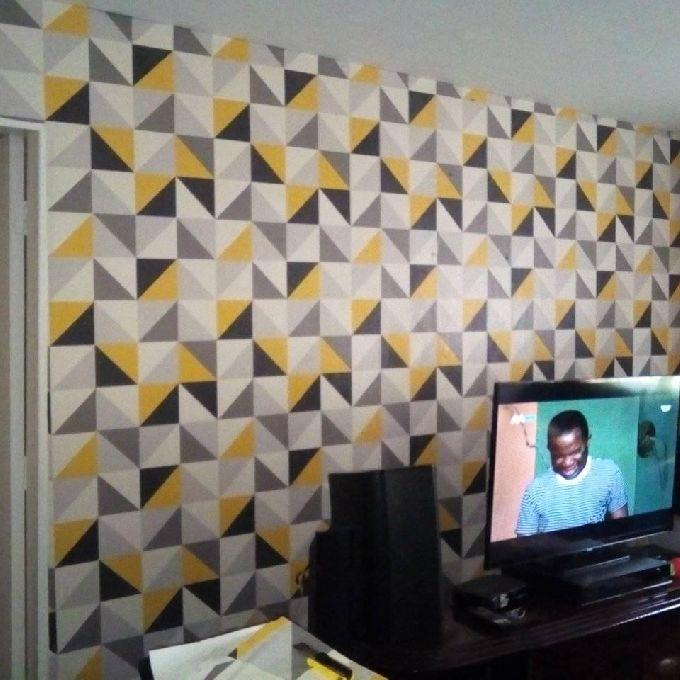 Wallpaper Installation aid