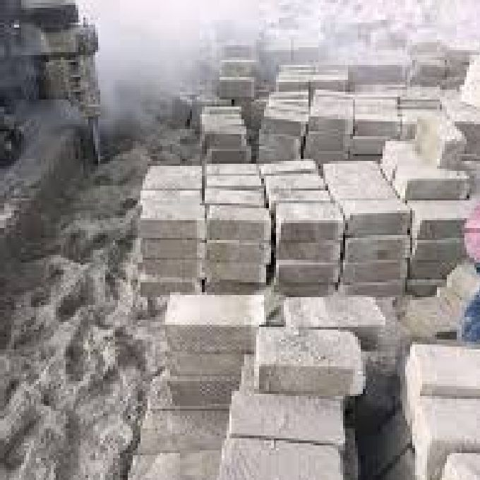 Building Stones Cutting Experts in Uganda