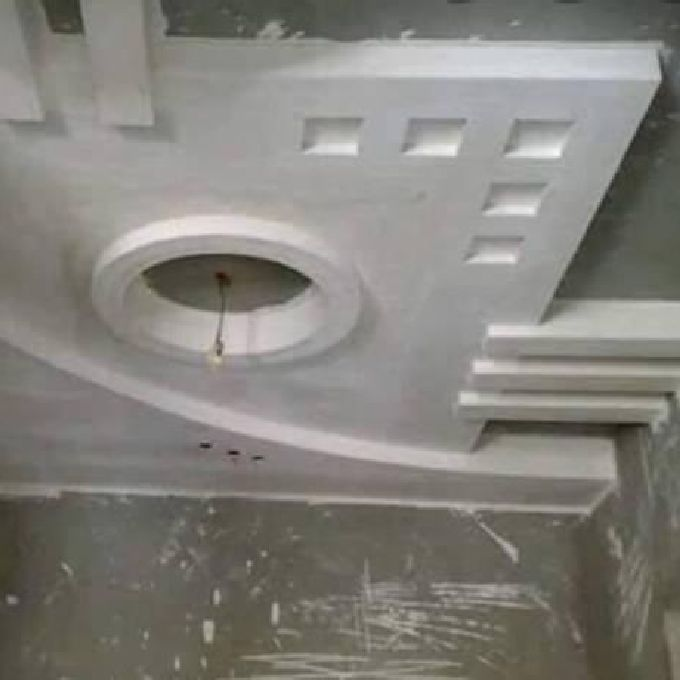 Expert Gypsum Ceiling installation Assistance