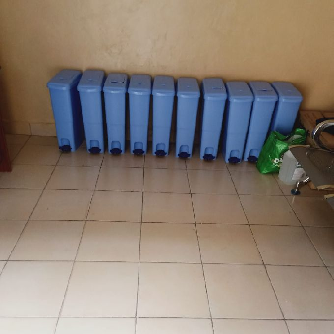 Sanitary Bins Collection and Disposal Services in Kilifi
