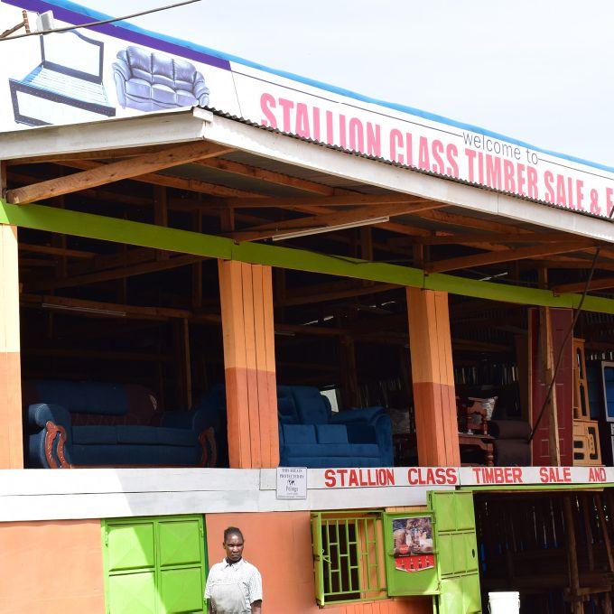 Stallion Class Timber Sale  Furniture