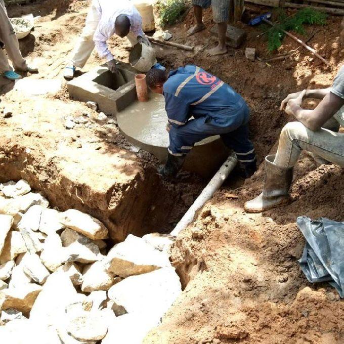 Satisfied Biodigester installers General plumbing works