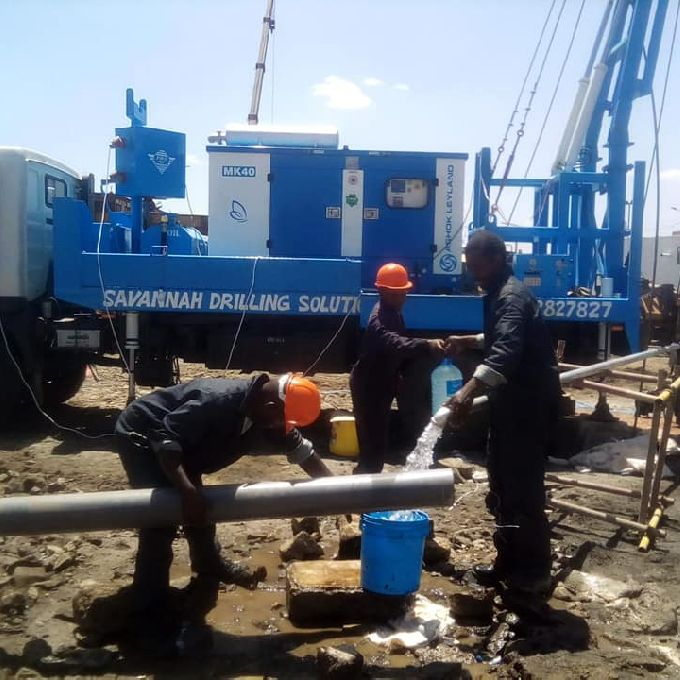 Savannah Drilling  Solutions Limited
