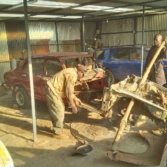 Bush  Mechanics Kenya
