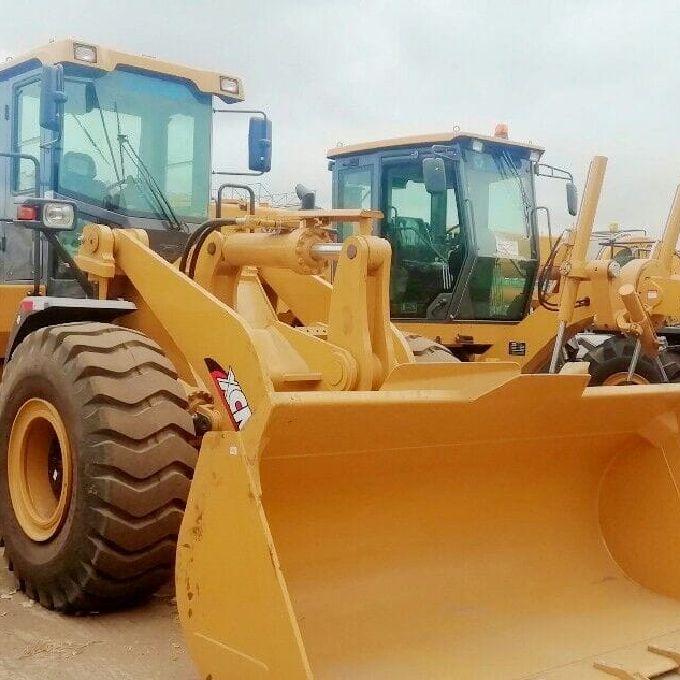 Construction & Lifting  Machines E.A Solns