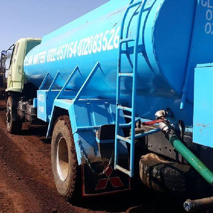 SAGI WATER & transport Services