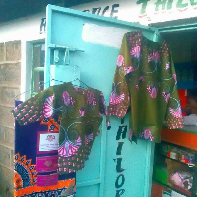 Abundance tailoring  SHOP